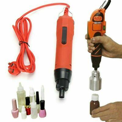 10-50mm Handheld Electric Bottle Capping Machine Screw Capper Machine 220v Us