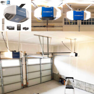 Quality Garage Door Opener Installation 647-808-6168