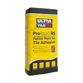 Ultra TileFix ProRapid RS Tile Adhesive