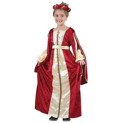 #Fairy Tale Regal Red Princess Outfit For Child #Book Week Fancy Dress - Fairy Outfits For Kids