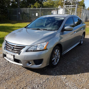 2014 Nissan Sentra SR w/Premium Package - LEASE TAKE OVER!!