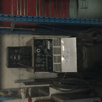 Memco s250 tig welder with miller cool mate compleat