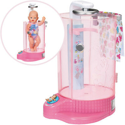 Zapf Creation Baby Born Rain Fun Shower Dusche (Pink)