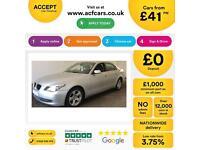 BMW 520 2.0TD SE FINANCE OFFER FROM £41 PER WEEK!