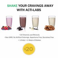 Finally! Affordable Weight Loss Shakes!