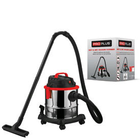 New proplus 1200watt wet & dry vacuum cleaner hoover