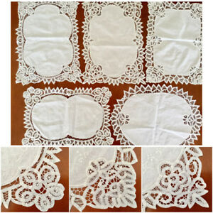100% COTTON EMBROIDERED PLACE MATS - FREE WITH PURCHASE