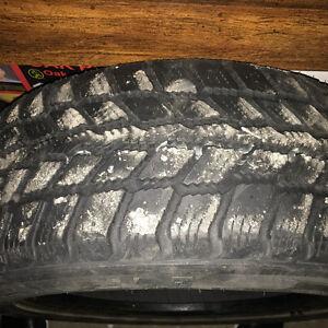 2 - 205/55/16 Winter Tires Oakville / Halton Region Toronto (GTA) image 3