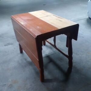 Antique Kitchen Table - Solid Maple Construction - negotiable