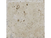 New Natural Stone Tiles - 4.5 SqM Tuscany Tumbled Limestone Wall & Floor Tile -10cm x 10 cm