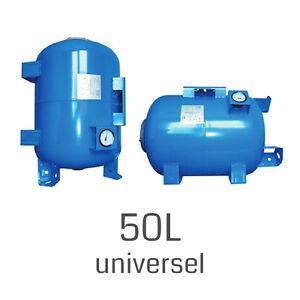 Reservoir surpresseur 50 litres