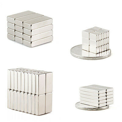 Super Strong Neodymium Block Square Magnet Rare Earth Neodymium Grade N35