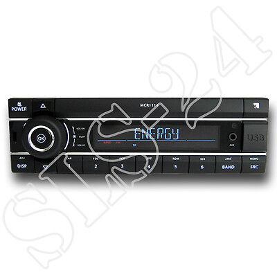Kienzle MCR-1114 Autoradio Radio MP3 USB FM RDS KFZ CAR Tuner