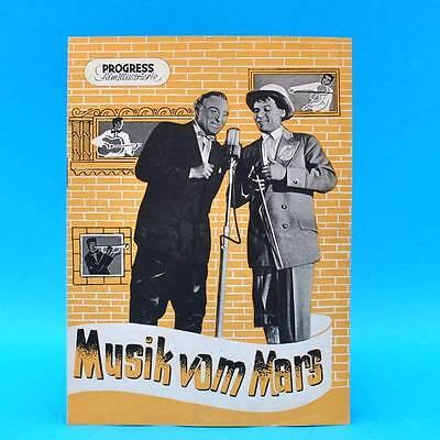 """594 Progress-Filmillustrierte 76/1956 """"Musik vom Mars"""" DDR Oldrich Novy"""