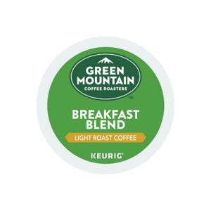 K-CUPs - Green Mountain Breakfast Blend - 96 Cup Box