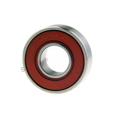 "5PC Premium R6 ZZ ABEC1 Metal Shielded Deep Groove Ball Bearing 3//8x 7//8x 9//32/"""