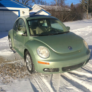 2007 Volkswagen Beetle Loaded Coupe (2 door)