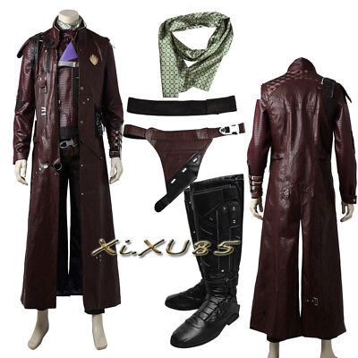 Hot Guardians of The Galaxy 2 Cosplay Costume Yondu Outfit Halloween Custom Made - Yondu Halloween Costume