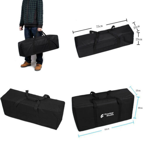 Studio Lighting Carry Case: Photography Travel Carry Bag Case For Studio Softbox