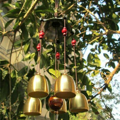 Door Window Wind Chimes Bells Windbell Home Office Yard Decor Ornament Gift US](Office Window Decorations)