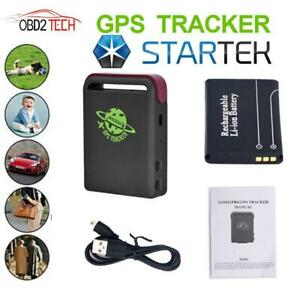 GPS TRACKER-MICROPHONE-DOUBLE BATTERY-  CAR TRACKER - 6 MONTHS GUARANTEE -