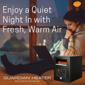 Portable Heater Hepa Air Purifier
