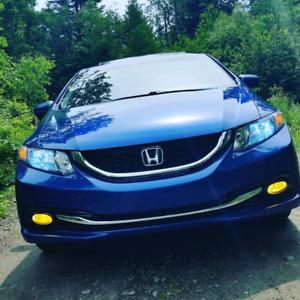 Honda civic ex 2015 50 000km