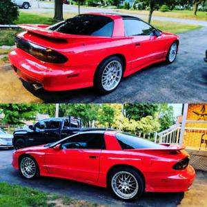1995 Firebird LT1