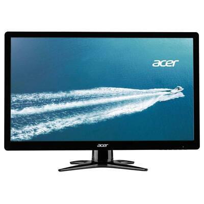 "Acer 19.5"" Widescreen LCD Monitor Display HD+ 1600 X 900 5 ms TN Film G206HQL"