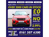 Land Rover Range Rover Evoque 2.2SD4 ( 190bhp ) 4WD 2014MY Pure