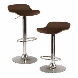 Bar stool set of 2