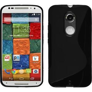Custodia-in-Silicone-Motorola-Moto-X-2014-2-Gen-S-Style-nero