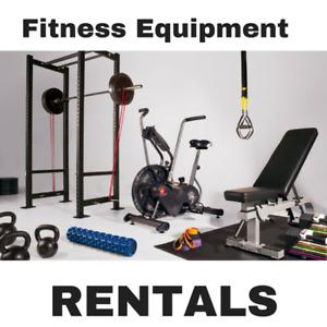 Treadmill Rentals. Rent an Elliptical, Bike or Treadmill