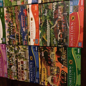 Hometown Collection Puzzles Kingston Kingston Area image 2