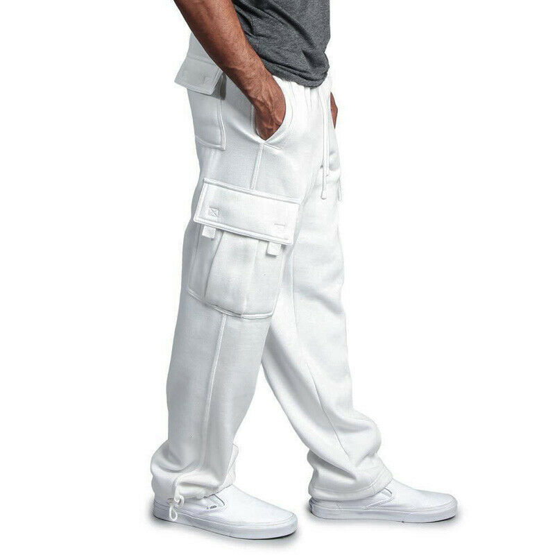Sweat Pants Baggy Loose Trousers