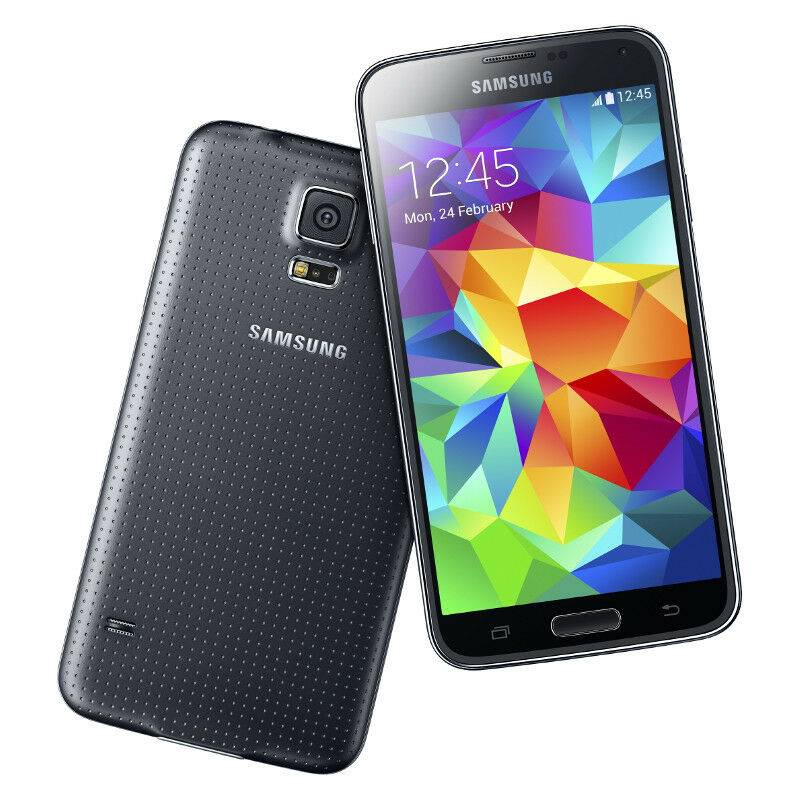Samsung Galaxy S5 16GB 32GB Smartphone Unlocked AT&T Verizon Sprint T-Mobile