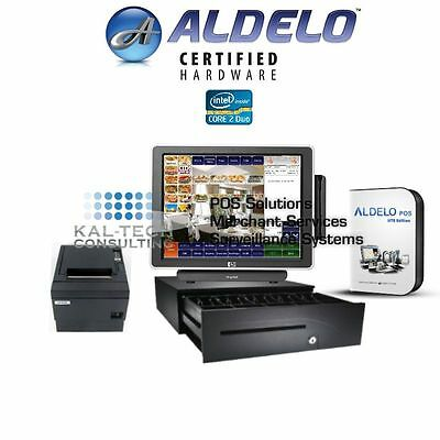 Aldelo Restaurantbar Pos System - Aldelo Pos Software Lite Version
