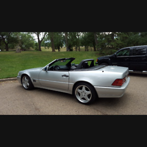 1992 Mercedes 500sl AMG for sale