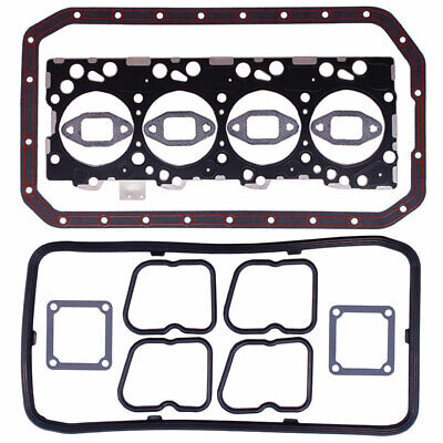 Inframe Gasket Set For Case 521d 580m Industrialconstruction