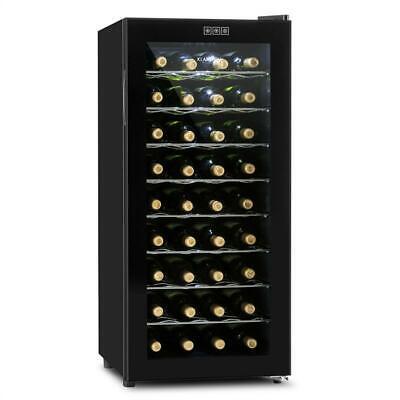 Nevera Vinos Vinoteca 118 Litros 36 Botellas Refrigerador Frigorífico -B-Stock
