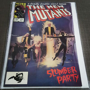 The New Mutants issue #21