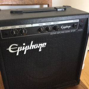 EPIPHONE EP-800 15 WATT TWEED GUITAR AMPLIFIER
