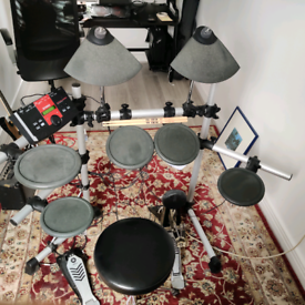 Yamaha DTXPLORER Electric Drum Kit