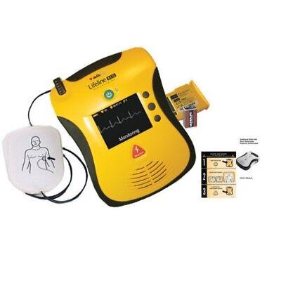 Defibtech Lifeline Ecg Semi-automatic Faa Approved Dcf-a2463en