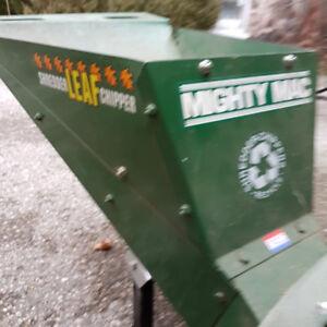 Mighty Mac chipper/shredder for sale