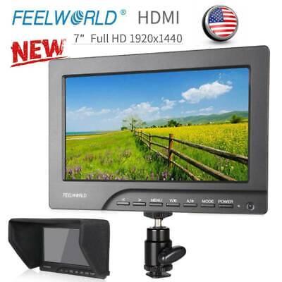 FEELWORLD T7 7 Inch DSLR On Camera Field Monitor Video Assist Full HD 1920×1440
