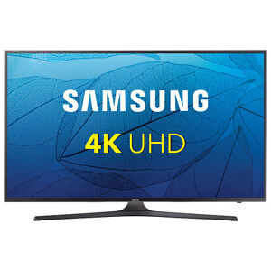 "50"" Samsung 4k Smart Tizen Tv"