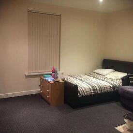 Bedsit FULLY furnished