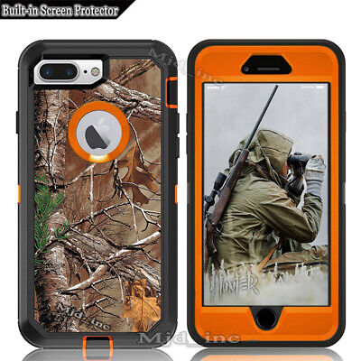 iphone 7 plus,iphone 7,iphone 8 plus Defender Hunter Case Cover Fits Otter box