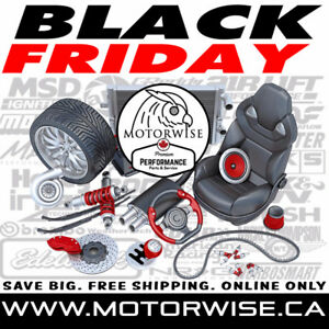 Black Friday Sale at Motorwise Performance Parts. Online Only.